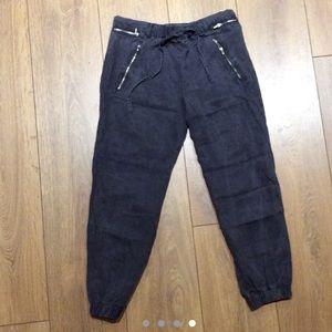 Zara Cropped Pants